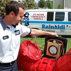 Rainaldi Backflow Prevention