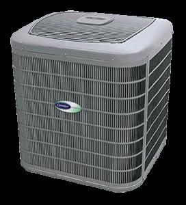 Carrier Infinity heat pump