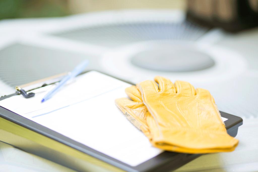 HVAC Cleanup Checklist