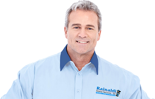 A Rainaldi technician