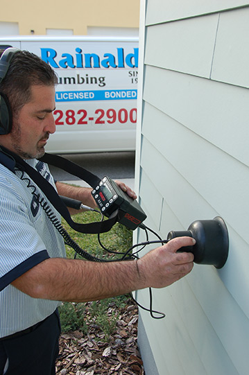 Leak Detection and Repiping - Orlando, FL
