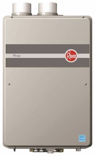 Tankless Water Heater - Orlando