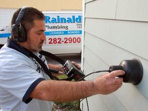 Orlando Leak Detection Rainaldi Home Services Orlando Fl